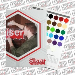 Siser® PSV Color Swatch Booklet