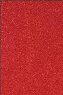 PSV Glitter Flame Red