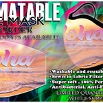 Sublimation Face Mask Blanks. Create your own custom masks! Pre-order now. Limited quantity available. At heatpresshawaii.com . . . •Washable and reusable. •Sewn in fabric Filter Pocket. •Made from a super soft weave of 100% Performance Polyester - Antibacterial, Anti-Fluid, & Breathable! •Elastic ear bands.#hph #heatpresshawaii #custommask #staysafe #breatheeasy #facemask
